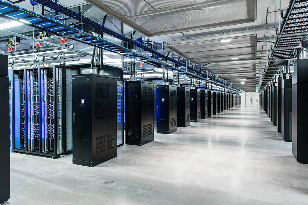 Filters in data centers