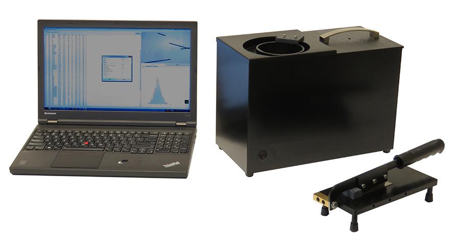 Diamscope measurement equipment