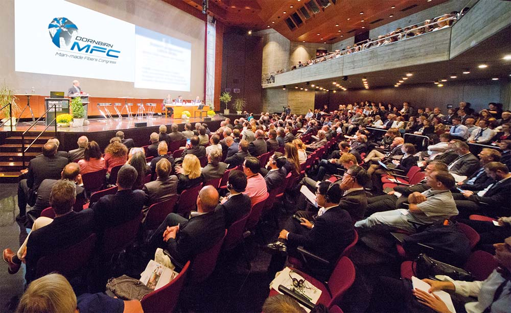 The 56th Dornbirn Man-Made Fibers Congress