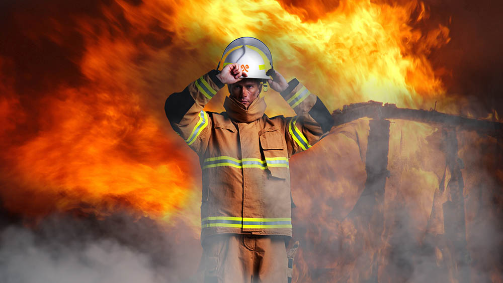 FR fabrics for emergency responders from TenCate.