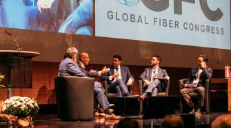 CEO Panel at the 2019 Dornbirn Global Fiber Congress.