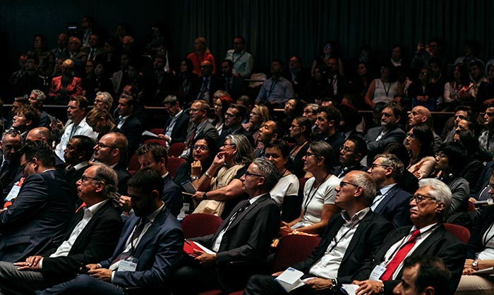 The 58th Dornbirn Global Fiber Congress attracted more than 700 delegates from 32 countries.