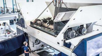 Lindner Atlas Cutting System