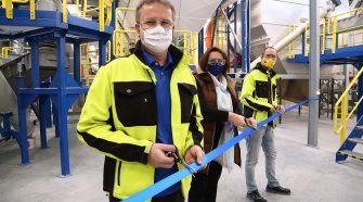 Johns Manville Glass Fiber Recycling Unit Launch