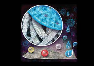 Durable, Reuseable Antiviral Fabric