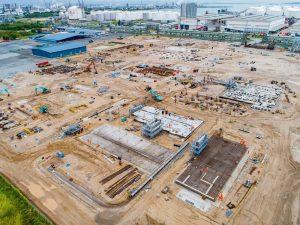 Arkema bio-based polyamide 11 plant construction