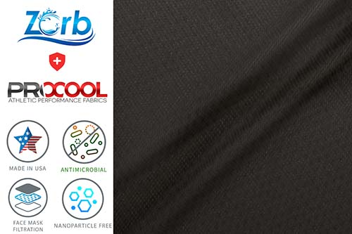 AKAS Textiles Facemask Fabric