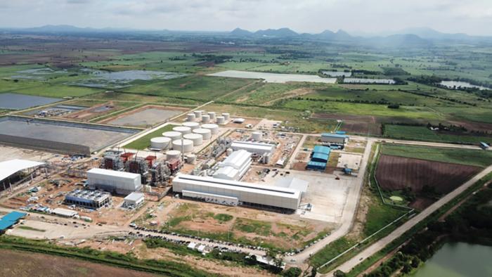 NatureWorks PLA plant in Thailand