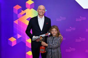 HeiQ Viroblock win Swiss Technology Award