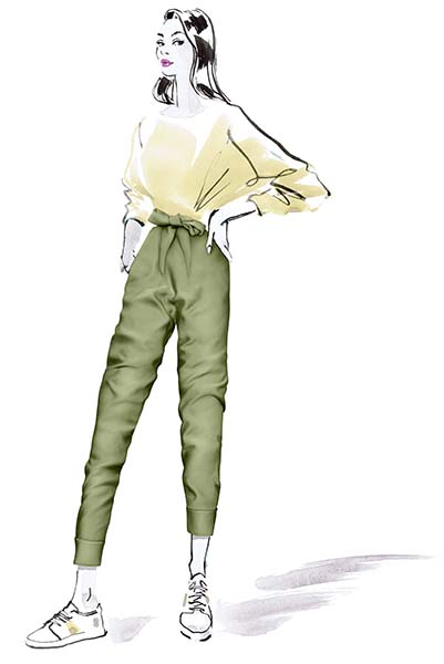 Eastman Naia Renew Fabric