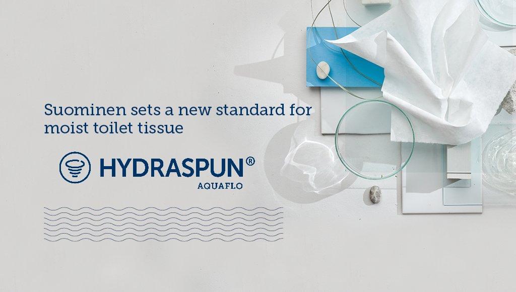 Suominen Hydraspun Aquaflo