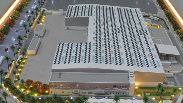 HB Fuller Egypt Facility