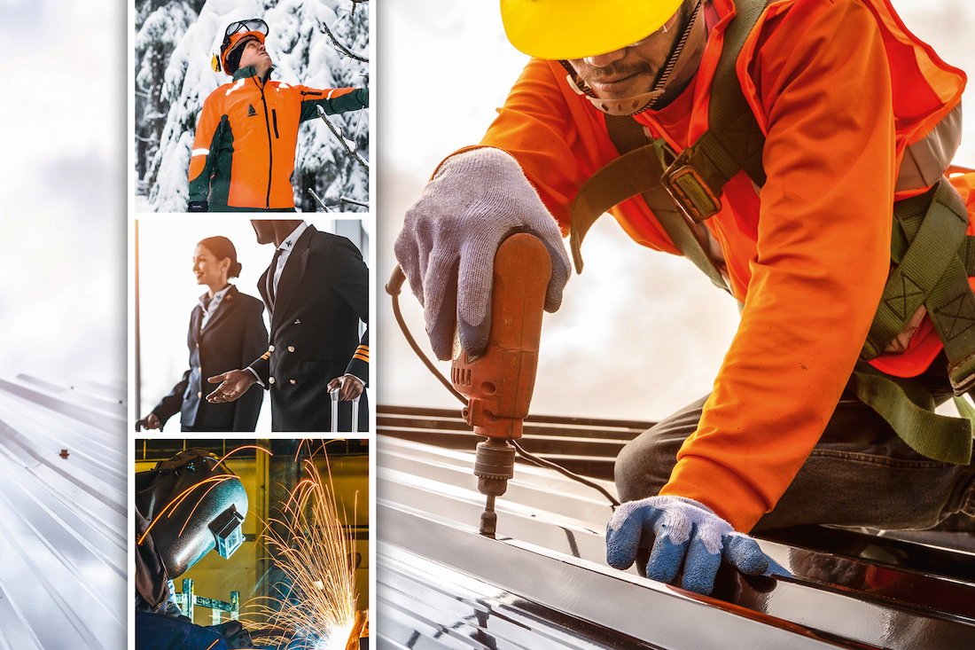 Freudenberg's new workwear and protective materials