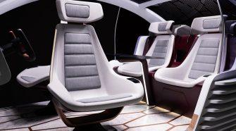 The XiM20 concept car from YFAI