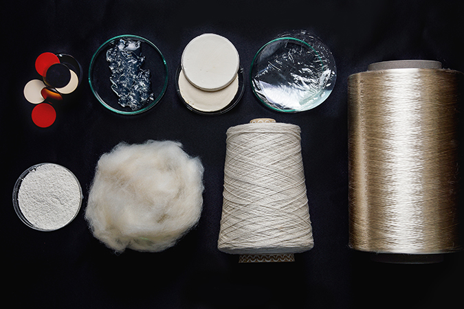 Brewed Protein materials: protein fibers, films, plastics and other materials