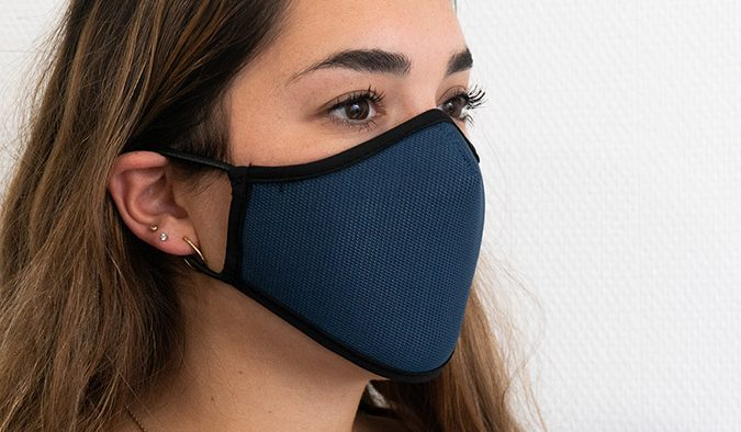 Patented Bigelo three-layer masks for general consumers retain 99.9% of their antimicrobial effect after 30 wash cycles.