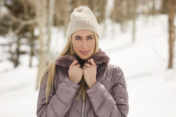 Elastane-free ski jacket from DuPont Sorona using partially bio-based Sorona fabrics