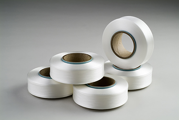 Asahi Kasei's Roica EF fiber is said to be the world's first GRS recycled elastane yarn