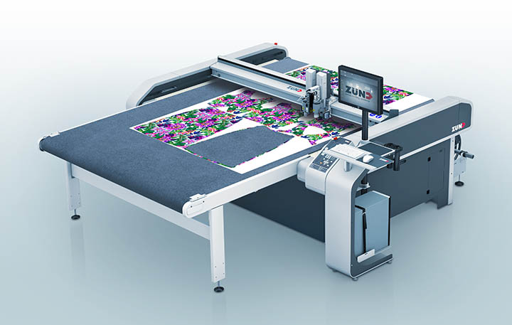 Zünd offers highly modular, versatile, and productive digital cutting solutions