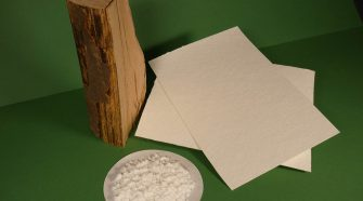 Wood pulp is the natural feedstock used for HighPerCell technology