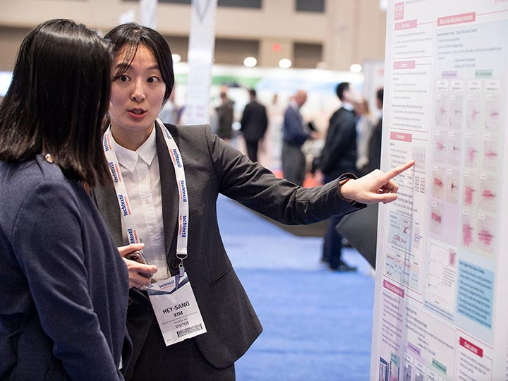 The Student Research Poster Program will highlight scientific developments
