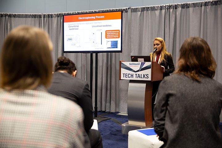 Techtextil North America's Symposium