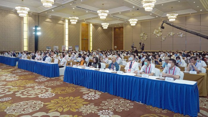Attendees at the 26th CIMFC