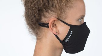 The Swiss company Livinguard has developed a treatment for textile facial masks that can directly inactivate bacteria and viruses