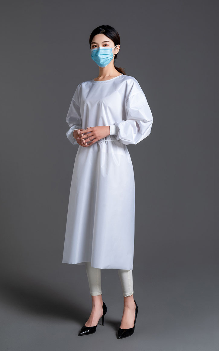 Global Protective Gear isolation gown