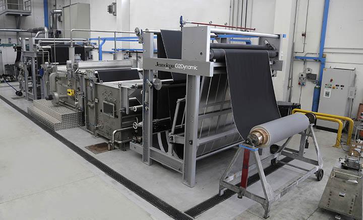 Jeanologia G2 Dynamic machine