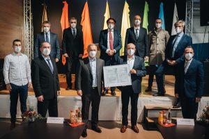 Mask-Alliance Bavaria FFP2 Certification Ceremony