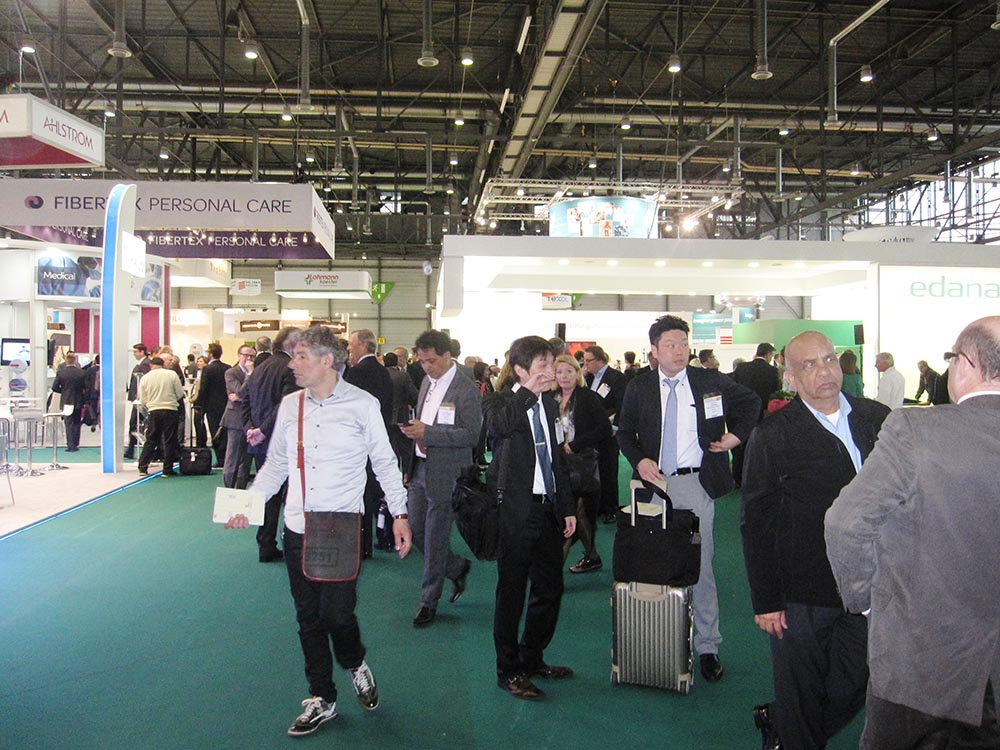 More than 12,500 trade visitors from over 100 countries are expected at Index 17 in Geneva, Switzerland.