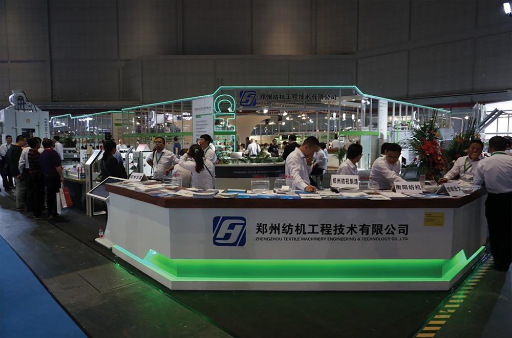 Chinese machinery producers present smart solutions.