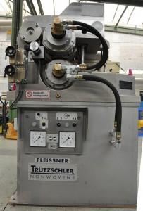 Crimper 660 mm for 225 tpd