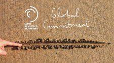 The New Plastics Economy Global Commitment logo