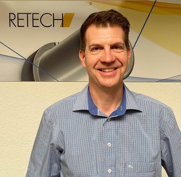 Ralph von Arx, CEO, Retech AG
