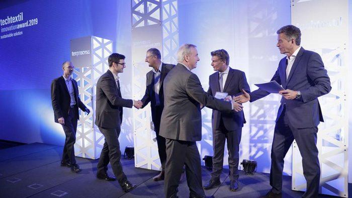 techtextil innovation awards program